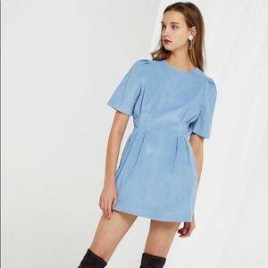 Storets Blue Corduroy Dress